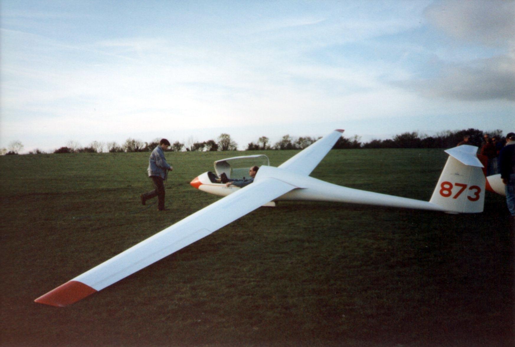 Gliding - Standard Cirrus 873