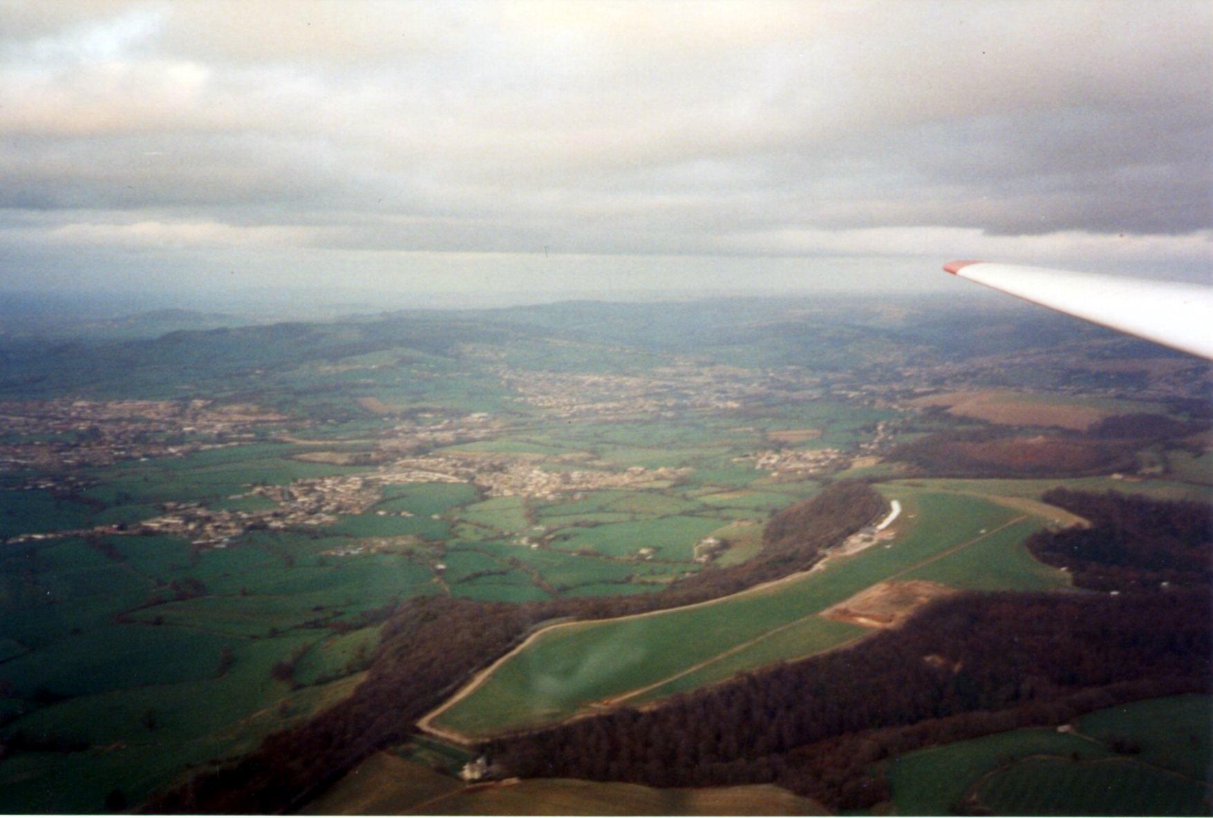 BGGC airfield