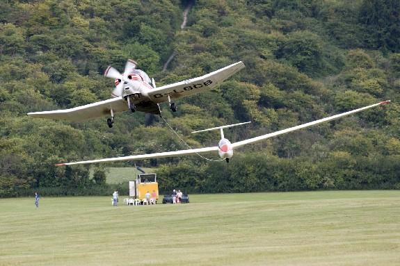 Aero-tow