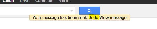 Gmail Delay - Undo