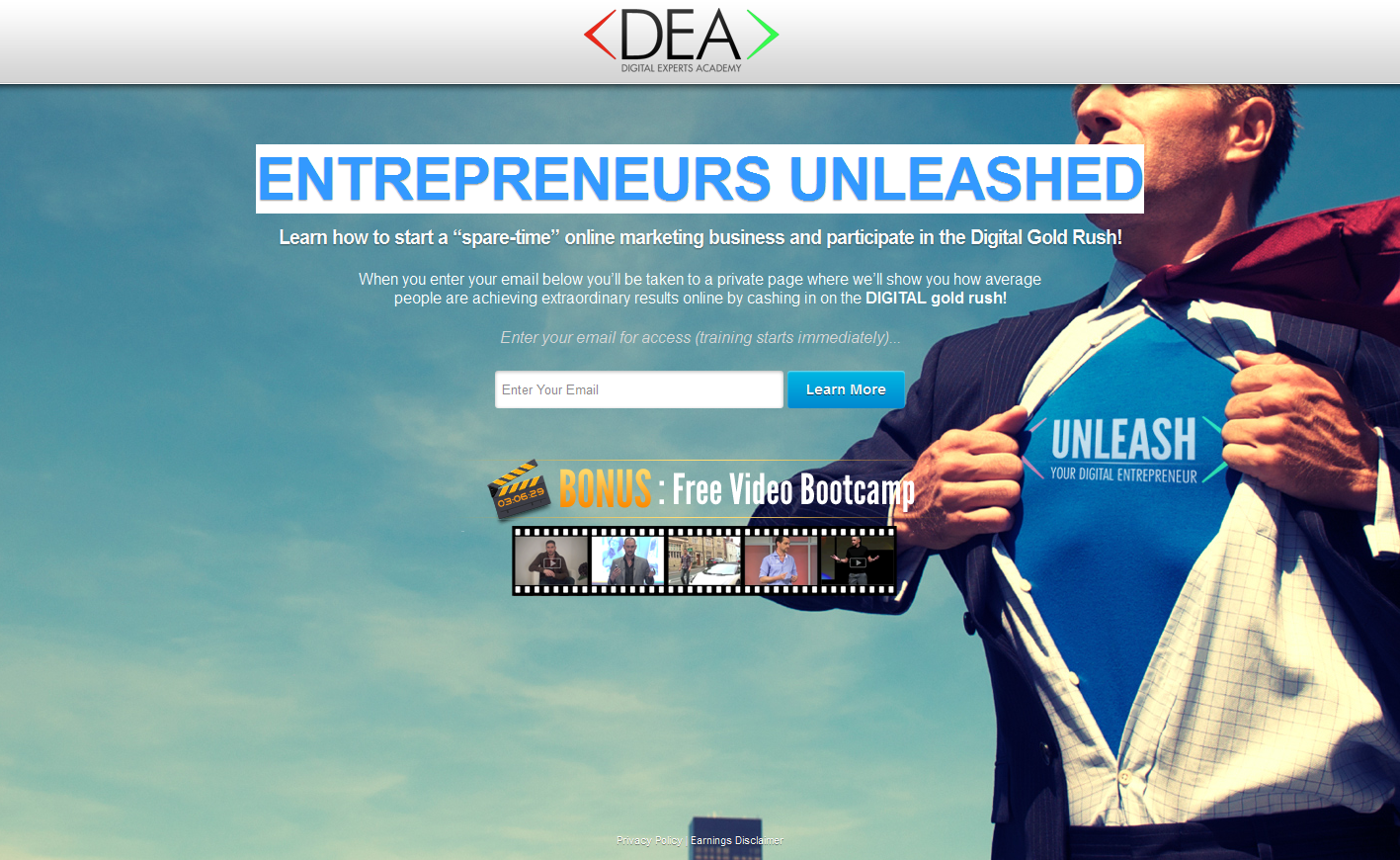 Six Figure Mentors - Entrepreneurs Unleashed