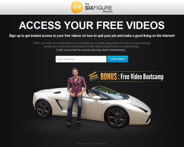 Six Figure Mentors - Free Videos